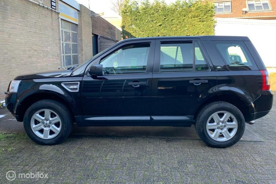 Land Rover Freelander 2.2 TD4 E Nette (NL) auto / Trekhaak afneemb