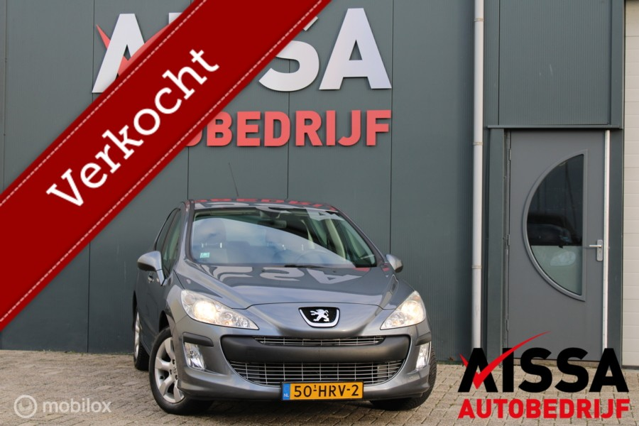 Peugeot 308 1.6 VTi XS APK 7-11-2021 Clima/Cruise/Aux