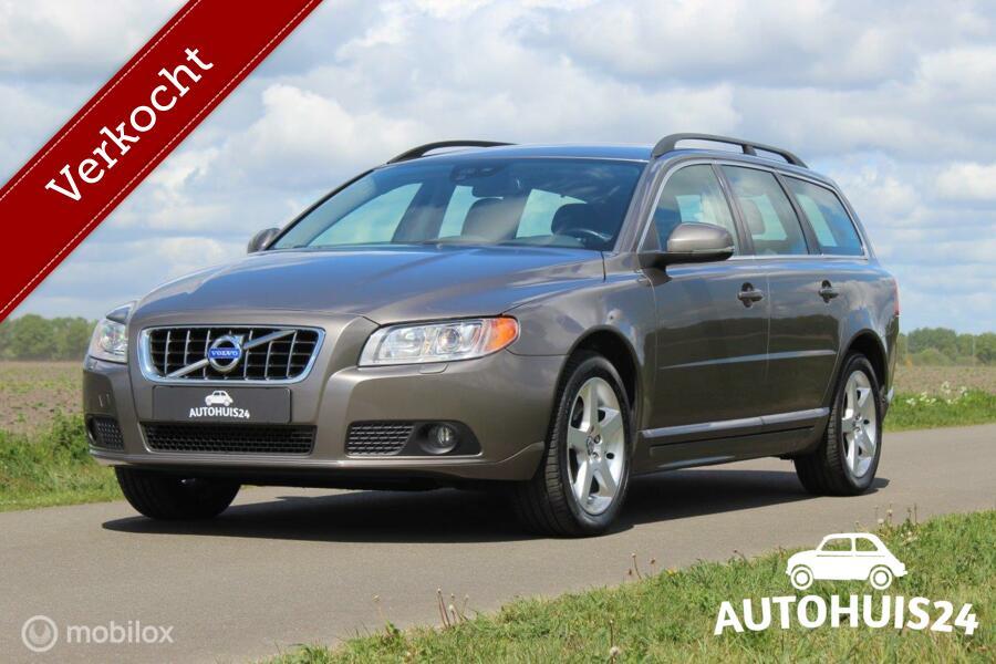 Volvo V70 1.6 T4 180pk Limited Edition #Verkocht!