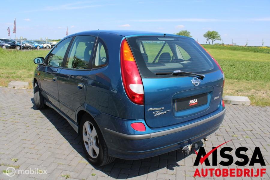 Nissan Almera Tino 1.8 Luxury Nieuwe APK tot 9-6-2021