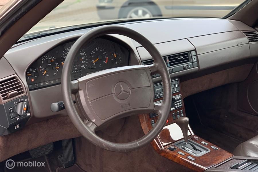 Mercedes SL-klasse 300 SL-24 78 dkm