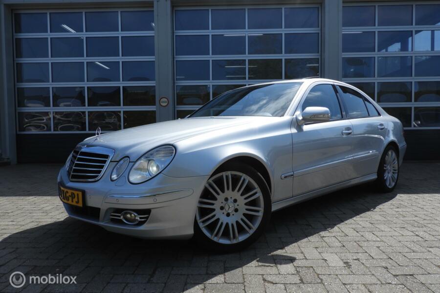 Mercedes E-klasse 280 CDI V6 Avantgarde