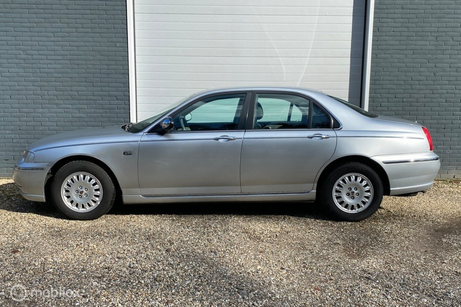 Rover 75 1.8 Turbo Sterling Automaat/ Leder/ Youngtimer