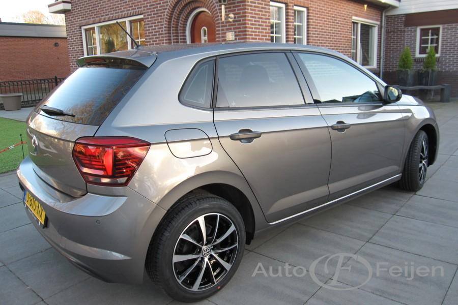 Volkswagen Polo 1.0 TSI  panorama Airco+App Conn.