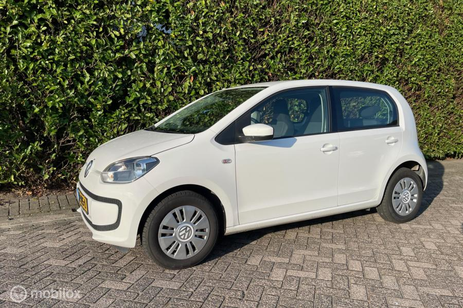Volkswagen Up! 1.0 move up! 5 Deurs / Navi / Airco