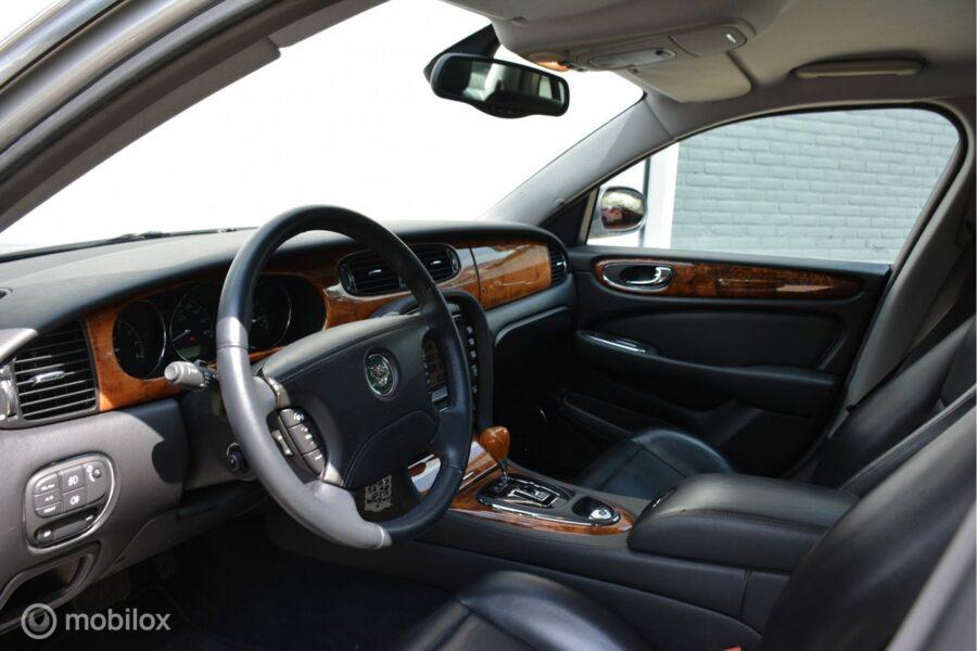 Jaguar XJ - 3.5 V8 Automaat Youngtimer