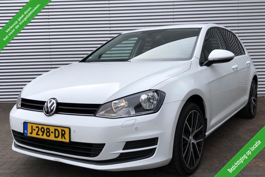 Volkswagen Golf 1.2 TSI Trend/Edition/5 DRS/NW Model/2014/Airco/Elect.Pakket
