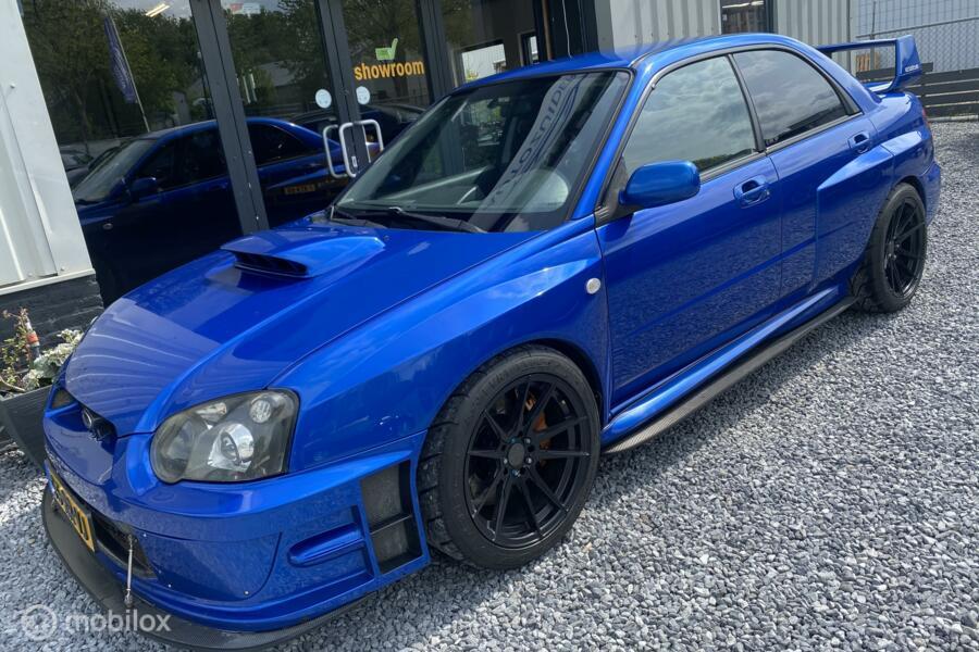 Subaru Impreza 2.0 WRX AWD wide body
