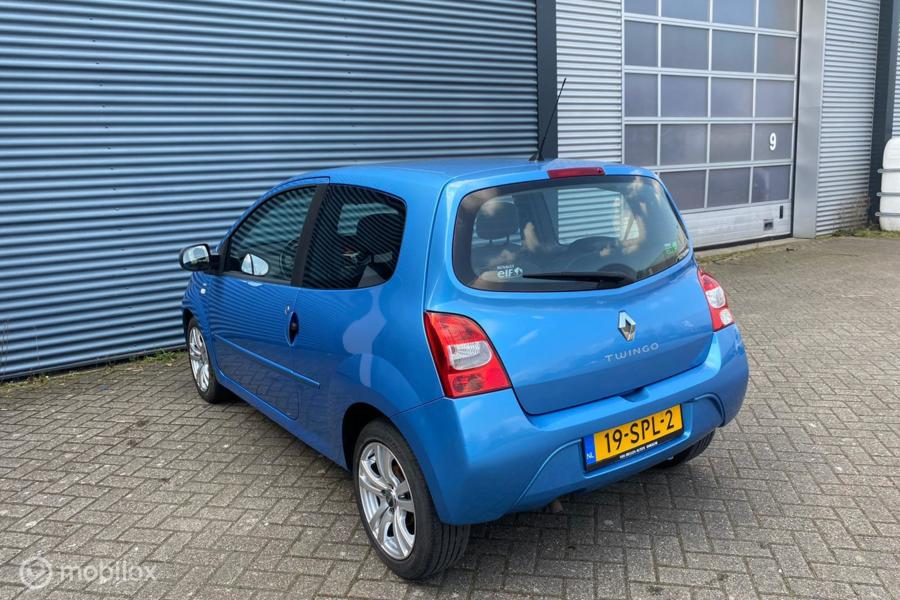 Renault Twingo 1.5 dCi Night & Day Airco