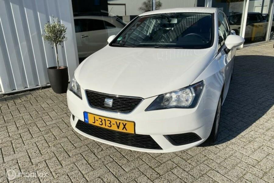 Seat Ibiza SC 1.2 Reference met navigatie en clima zeer mooi