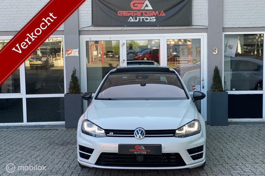 Volkswagen Golf 2.0 TSI R 4Motion