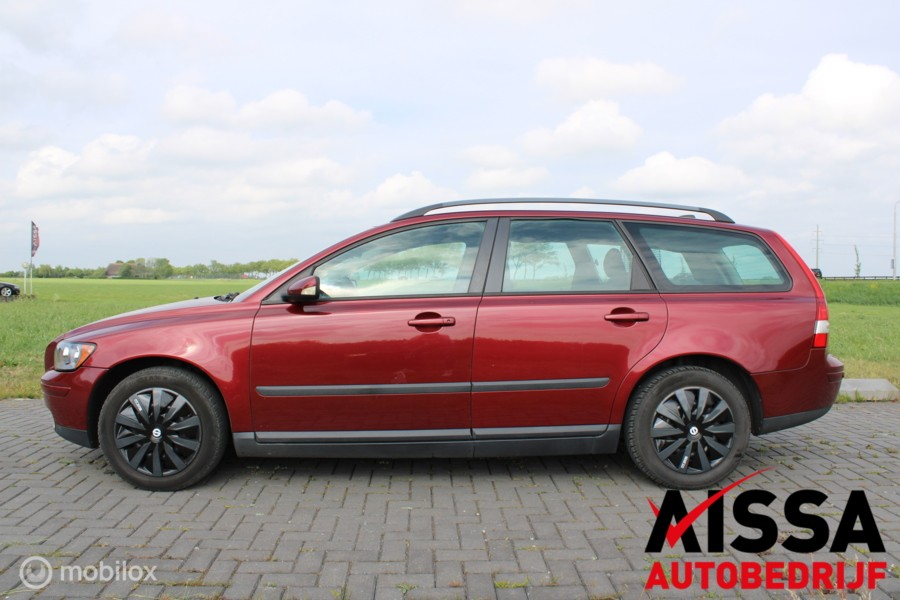 Volvo V50 2.0D Kinetic Cruise/Bluetooth APK 21-06-2021