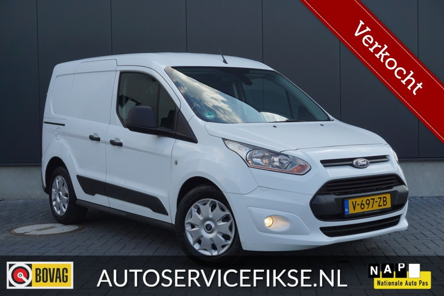 Ford Transit Connect 1.6 TDCI L1 TREND AIRCO - PDC - MISTLAMPEN