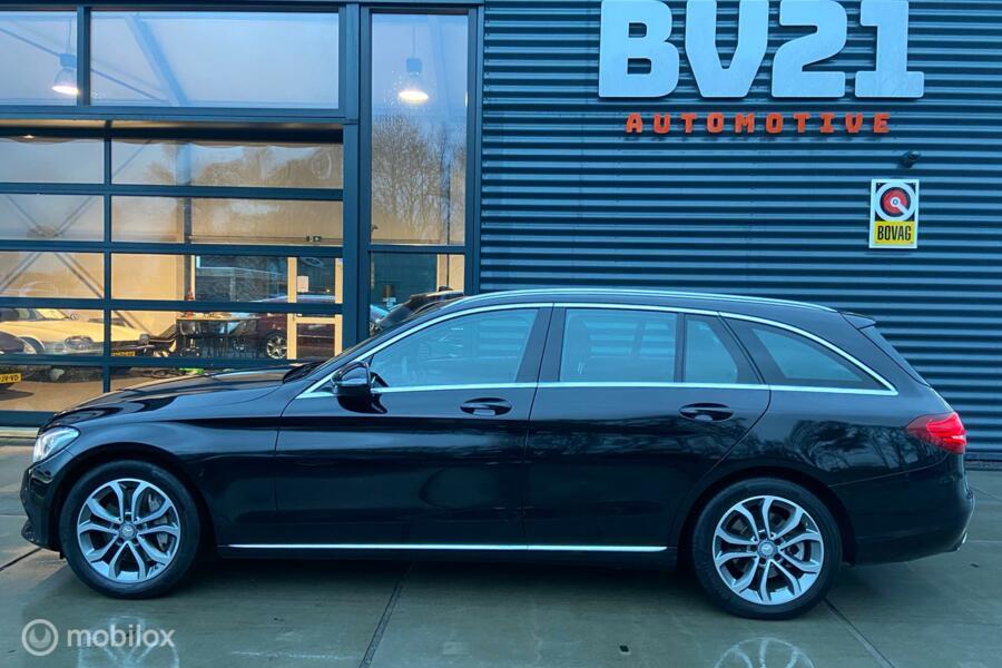 Mercedes C 350 e Estate HYBRID Avant Garde Burmeister EXCL BTW !