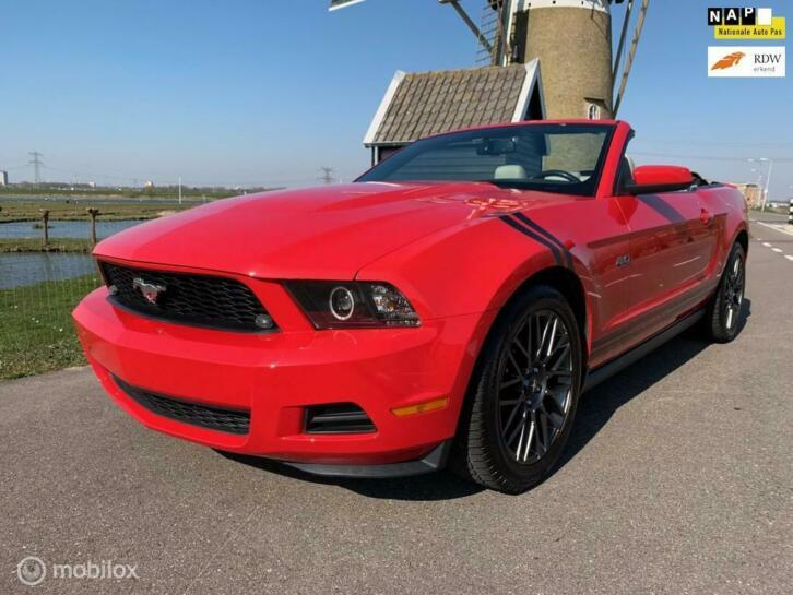 Ford USA Mustang 4.0 V6