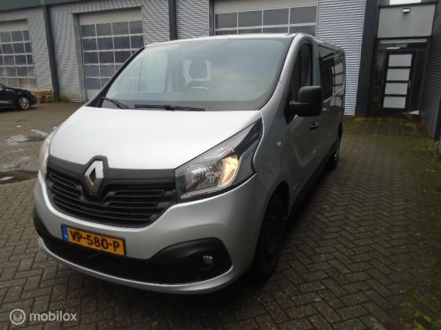 Renault Trafic bestel 1.6 dCi T29 L2H1 DC Comfort 6 Pers