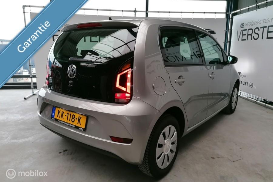 Volkswagen Up! 1.0 BMT move up! Navigatie, Bluetooth, Airco