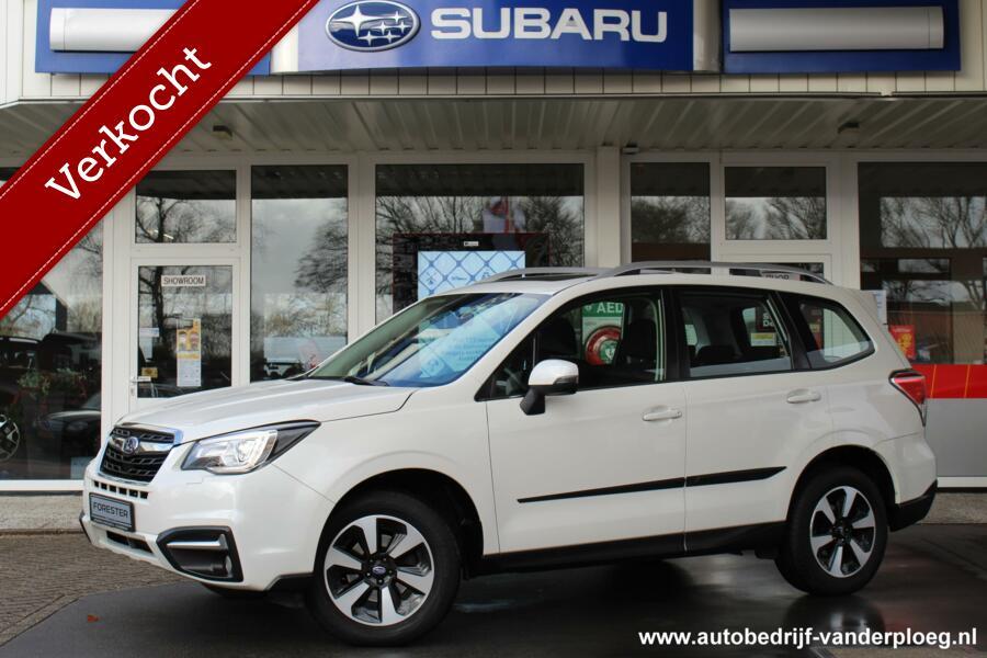 Subaru Forester 2.0 CVT Luxury Plus * Trekhaak * BI-LED * Panoramadak