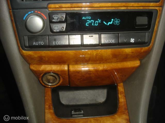 Nissan Maxima QX 2.0 V6 Airco - Leer Elegance APK 6-2021