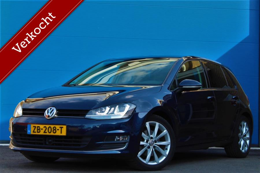 Volkswagen Golf 1.4 TSI ACT Highline | Automaat | ACC | DCC | Xenon |