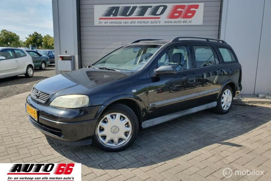 Opel Astra Wagon - Station1.6i-16V GL?>