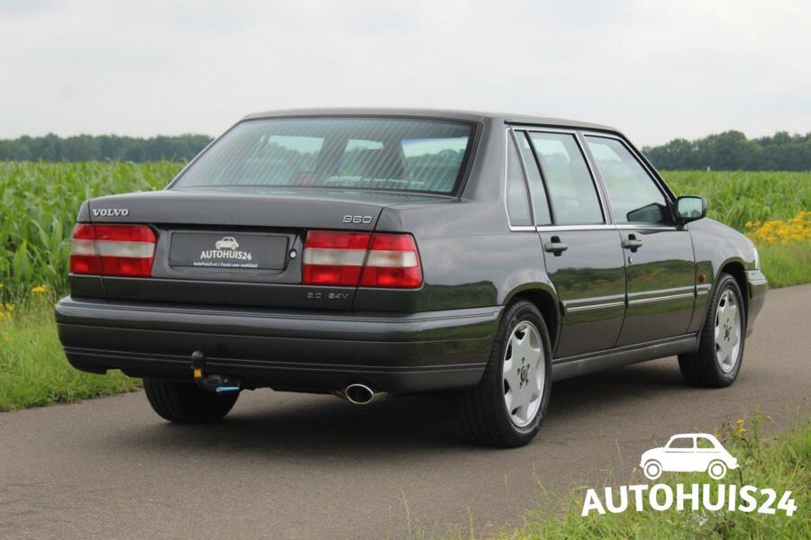 Volvo 960 3.0i 24V Automaat Ambassador-Line (bj1995) #164.000km