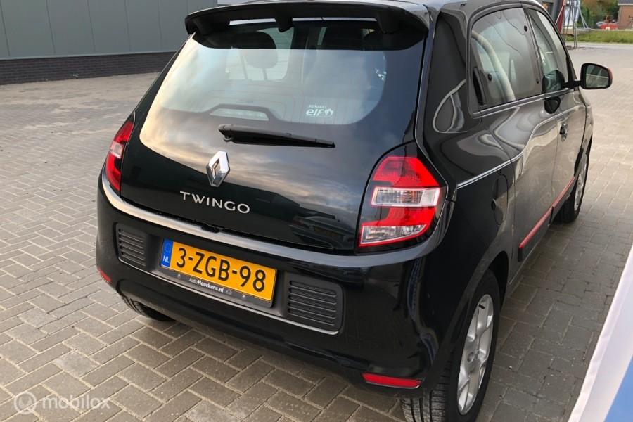 Renault Twingo 1.0 SCe Dynamique, regensensor airco
