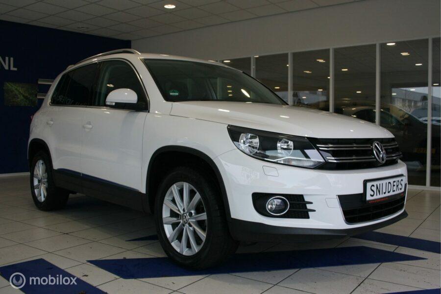 Volkswagen Tiguan - 1.4 TSI Sport&Style 4Motion