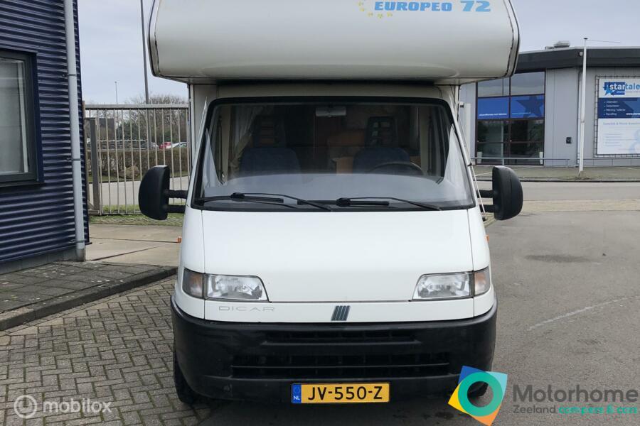 Verkocht! RIMOR S.P.A. RIMOR EUROPEO 72