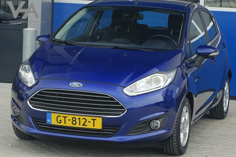 Ford Fiesta 1.5 TDCi Titanium Lease, NL, keyless, clima, PDC