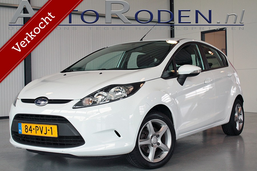 Ford Fiesta 1.25 Limited 5drs AirCo/1e eig/LM velg