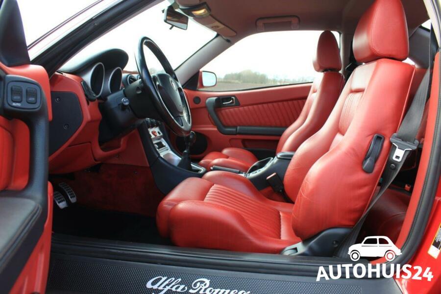 Alfa Romeo GTV 3.0 24V V6 (bj2002)  #Verkocht!