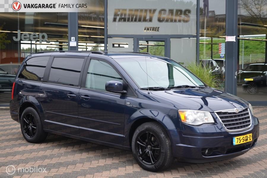 Chrysler Town & Country 3.3 V6
