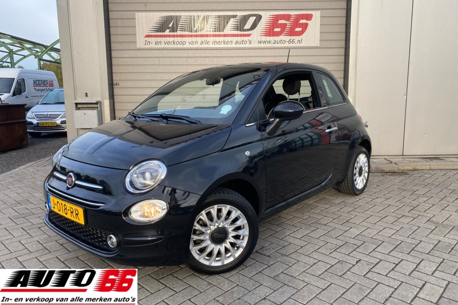 Fiat 500 1.2 Pop Nav camera AIRCO GARANTIE