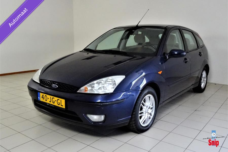 Ford Focus 2.0-16V Ghia Automaat.