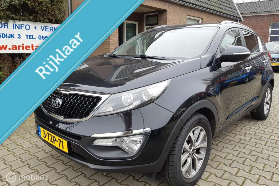 Kia Sportage 1.6 GDI World Cup Ed, let op km stand!