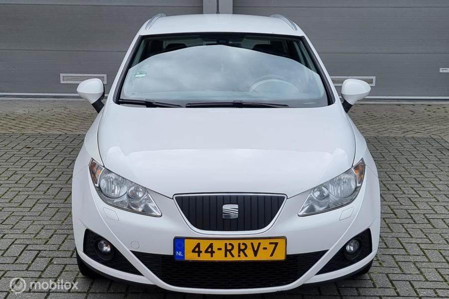 Seat Ibiza ST 1.2 TDI Style✅Ecomotive✅Airco✅Leer✅