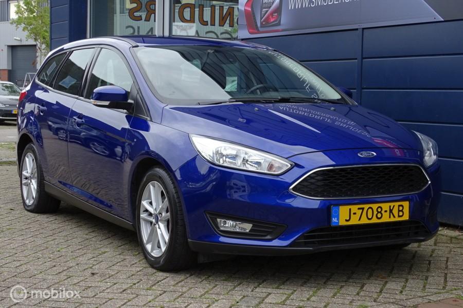 Ford Focus 1.0 Titanium