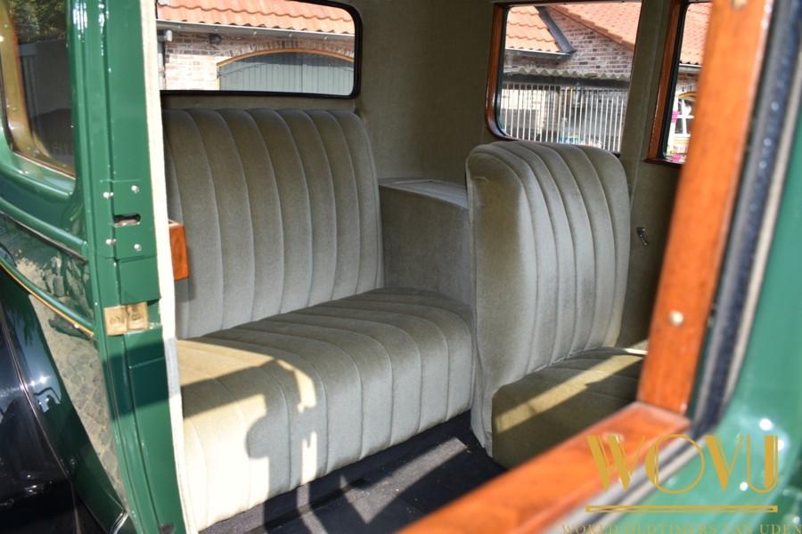 Cadillac 314 opera coupe 1922
