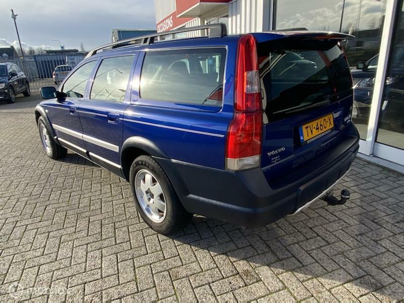 Volvo V70 2.4 T AWD Gtr. C.L. Ocean Race automaat