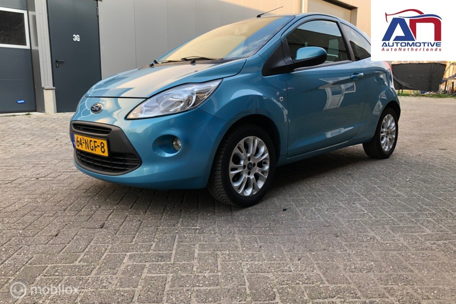 Ford Ka 1.2 titanium X