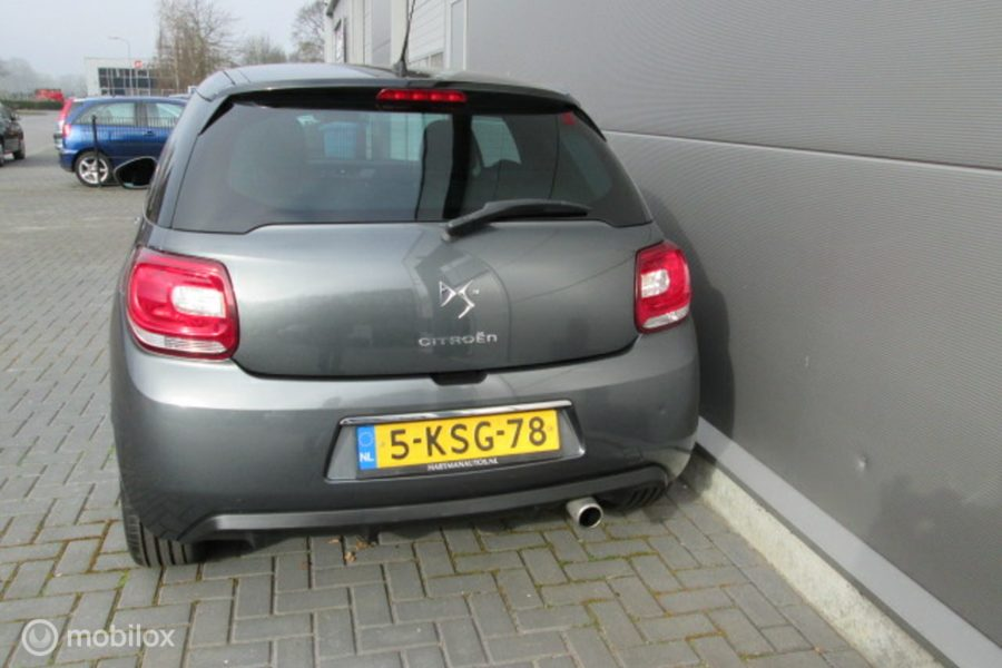 Citroën DS3 - 1.2 VTi So Chic