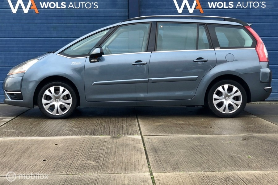 Citroen C4 Grand Picasso 2.0-16V Exclusive / 7 PERSOONS / LUXE!