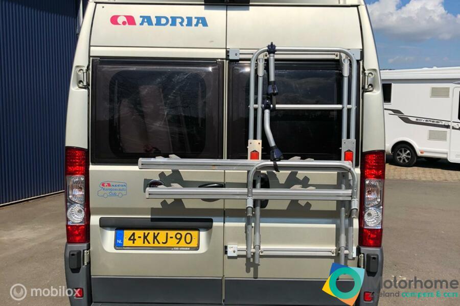 Adria Adriatik Twin 600
