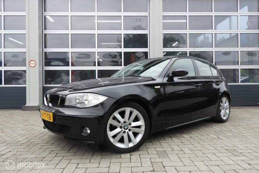 BMW 1-serie 116i Executive , sportstoelen