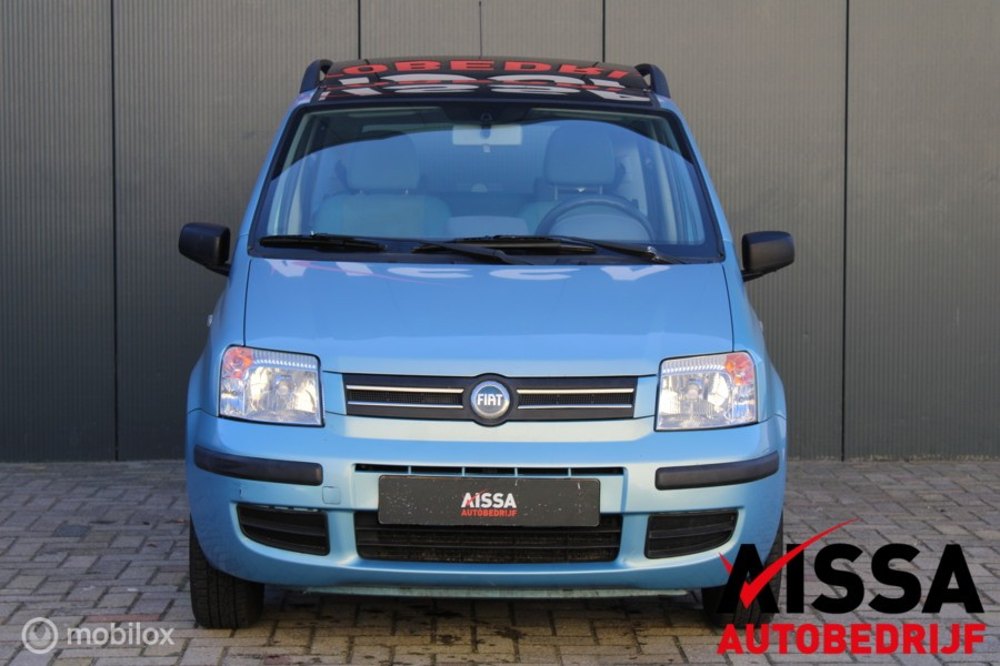 Fiat Panda 1.2 Emotion APK 07-01-2022 Panoramadak/Clima