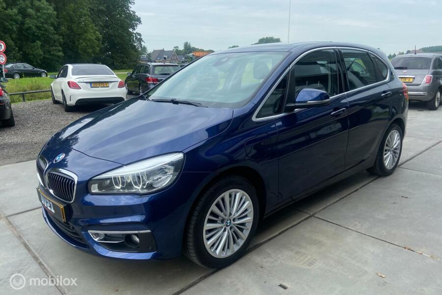 BMW 2-serie Active Tourer 225xe Hybrid iP Luxury Line, LED. Pano, Leer, etc