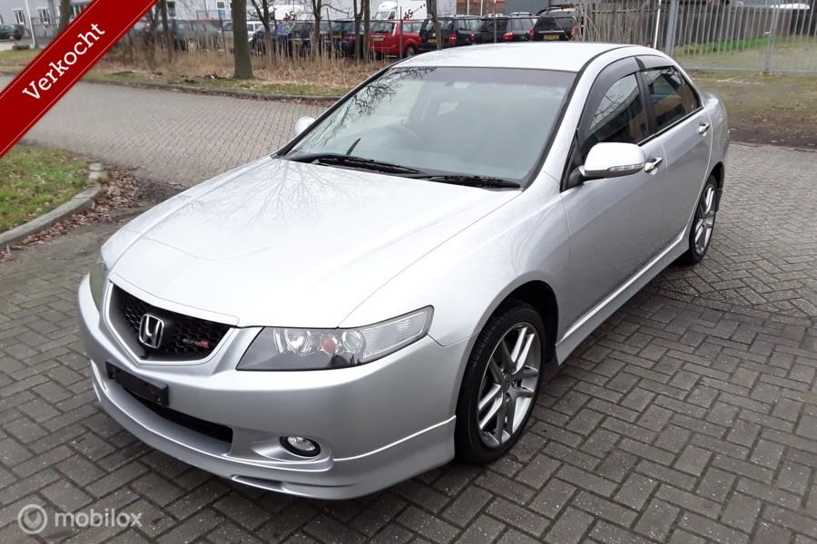 Honda Accord 2.0i Euro-R VTEC Type-R K20A 220PK JDM RHD