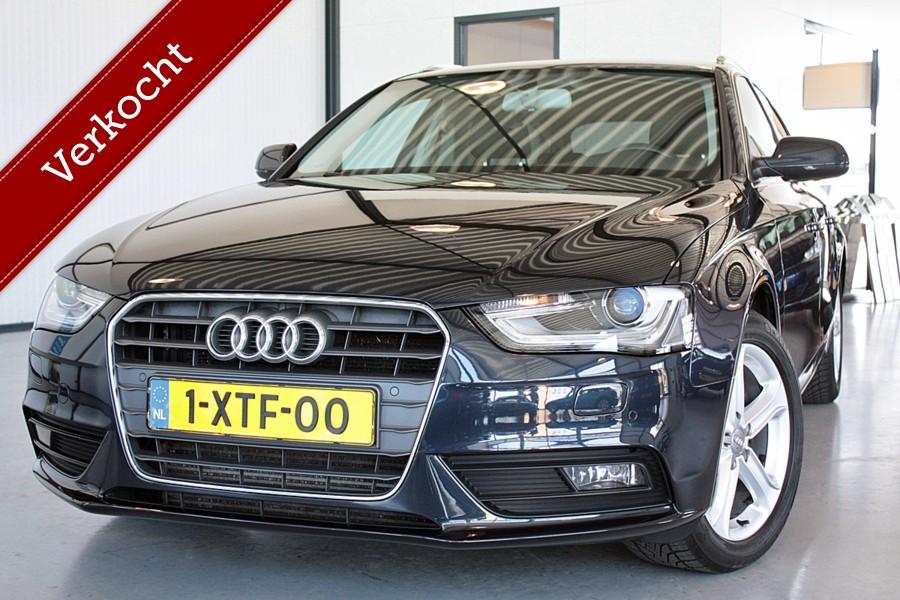 Audi A4 Avant 1.8 TFSI Business Edition Xenon/Navi/Premium Sound