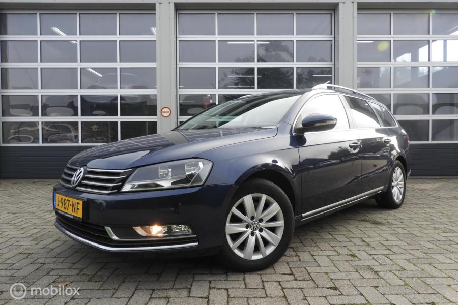 Volkswagen Passat 1.4 TSI Highline BlueMotion